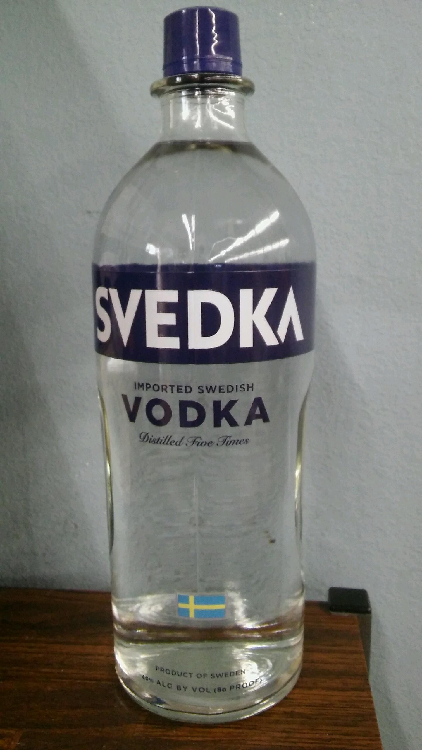 Svedka Vodka Mag