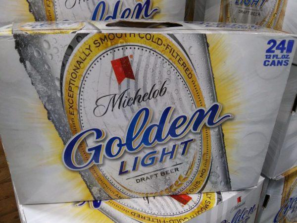 Michelob Golden Light 24 Pack
